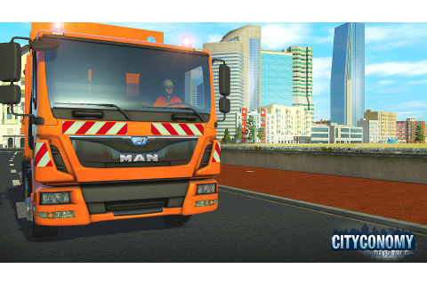Download CITYCONOMY: Service for your City Full PC Game