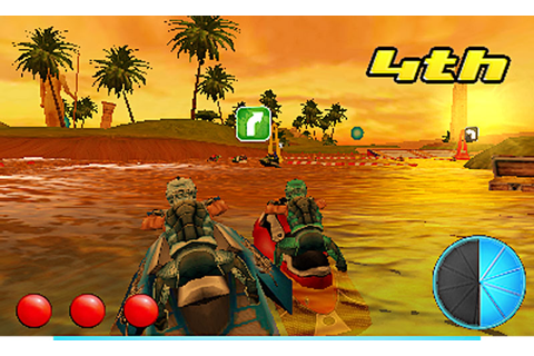 Aqua Moto Racing 3D › Games-Guide