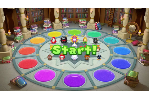 Mario Party 10 - All Mini-Games - YouTube