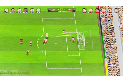 Kopanito All Stars Soccer Free Download - Ocean Of Games