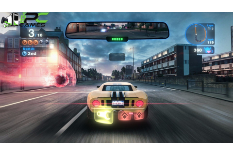 Blur PC Game Free Download