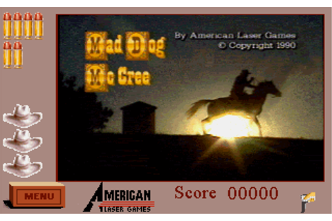 Download Mad Dog McCree - My Abandonware
