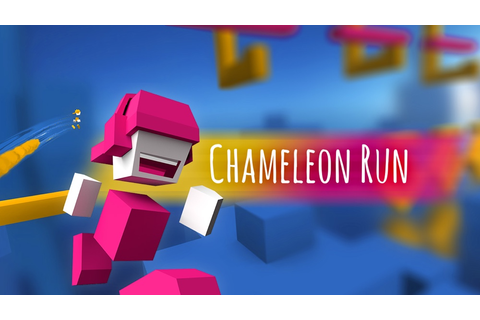 Apple is Offering Chameleon Run Game for iOS Absolutely ...