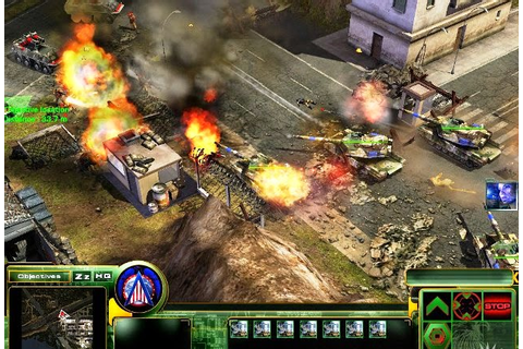 RTS GAME ACT of WAR HIGH TREASON + CRACK