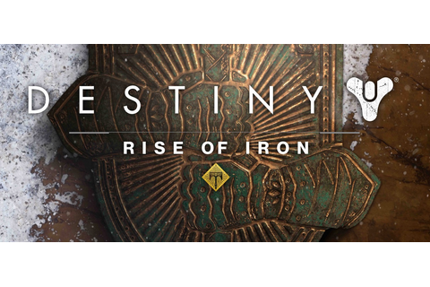 Download Destiny: Rise of Iron for PS4 & Xbox One free