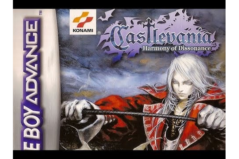 CGRundertow CASTLEVANIA: HARMONY OF DISSONANCE for Game ...
