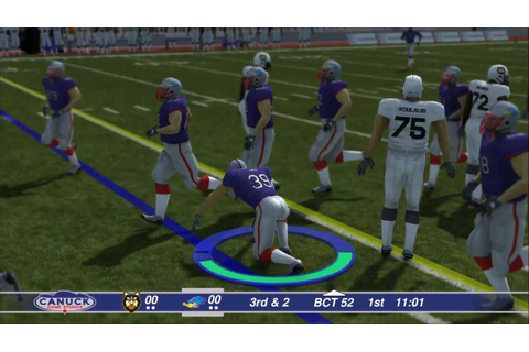 Canadian Football 2017 Beta Gameplay Xbox One / PC Release ...