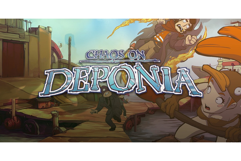 Chaos on Deponia - Recensione Xbox One | Nerdevil