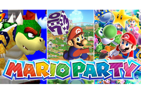 Every Mario Party Game Ranked From Worst To Best | TheGamer