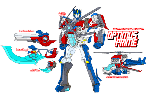 Based on the DotM Skyhammer toy | Transformers | Know Your ...