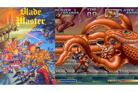 Blade Master (Arcade) Full Playthrough and Ending - YouTube