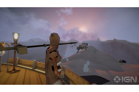Worlds Adrift: The Most Ambitious Pirate Game Since Black ...