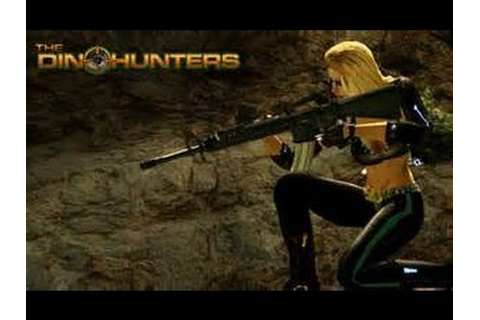 Kuma Games Dino Hunters Leather Lair Gameplay - YouTube