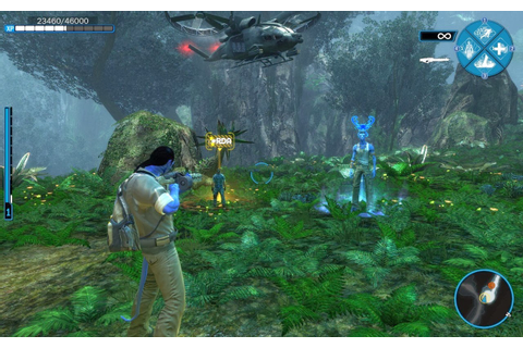 James Cameron's Avatar : The Game For PC Reloaded ...