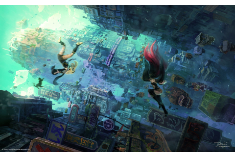 Gravity Rush 2 HD Wallpaper | Background Image | 1920x1200 ...