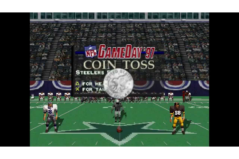 NFL Gameday 97 ... (PS1) - YouTube