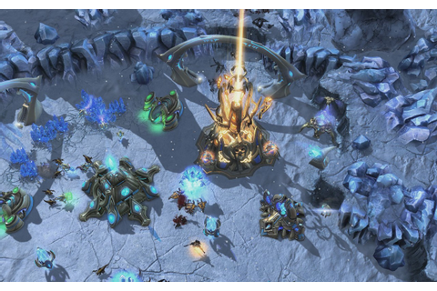 Download StarCraft II: Heart of the Swarm Free PC Game ...