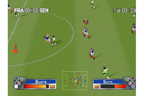 Super Shot Soccer PSX ISO Download | Hienzo.com