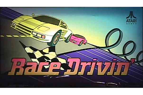 Race Drivin' - Videogame by Atari Games