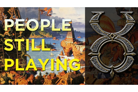 Ultima Online - First Look - People Are Still Playing This ...