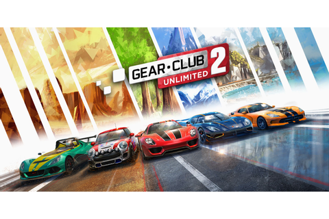 Gear.Club Unlimited 2 | Nintendo Switch | Games | Nintendo