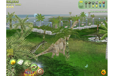 Games: Jurassic Park Operation Genesis Review For PC