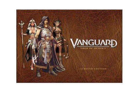 Vanguard: Saga of Heroes Limited Edition PC Game - Newegg.com