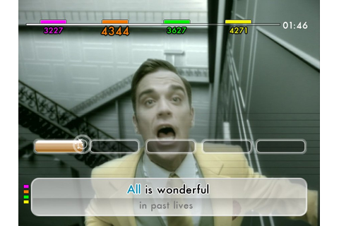 We Sing: Robbie Williams Review - Wii | Nintendo Life