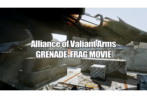 [Alliance of Valiant Arms] 각폭 프랙무비 (라이플맨) - YouTube
