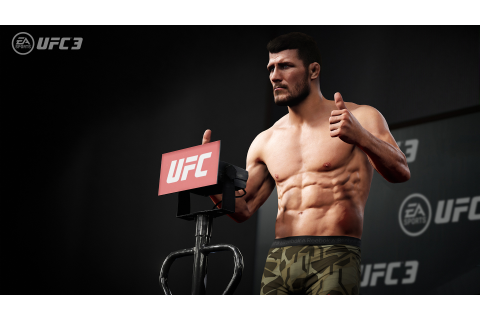 EA Sports UFC 3 Review- Does It Do Enough To Impress The ...