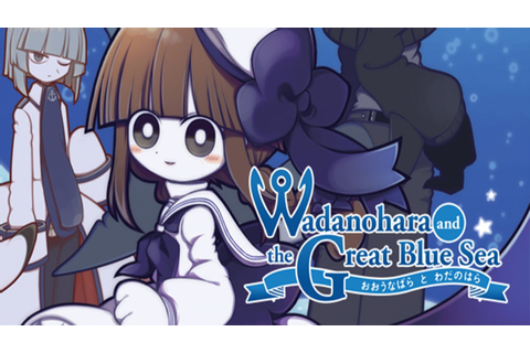 Wadanohara and The Great Blue Sea (Full Walkthrough) - YouTube