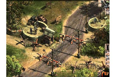 Commandos 2 Men of Courage - Full Version Games Download ...