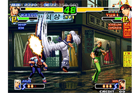 The King of Fighters 2000 - SNK Neo-Geo AES - Games Database
