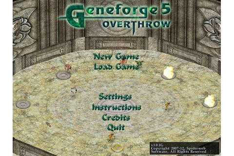 Geneforge 5 Overthrow Download Free Full Game | Speed-New