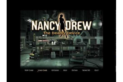 Nancy Drew The Deadly Device Walkthrough - Easter Eggs by ...