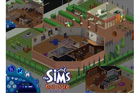 Mod The Sims - Sims 1:4 - Wrensday's: Museum from Hot Date