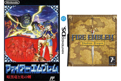 Fire Emblem: Shadow Dragon and the Blade of Light (Video ...