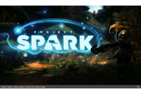 Project Spark | Austin Tate's Blog