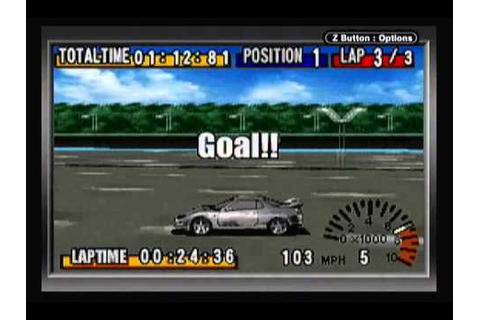 GT Advance Championship Racing (GBA) - YouTube