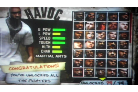 def jam fight for ny all characters and fighting styles ...