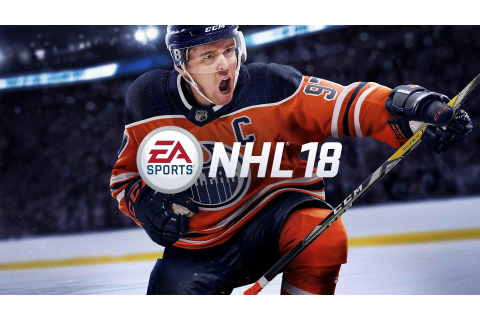 The countdown to NHL 18 Open Beta accesss