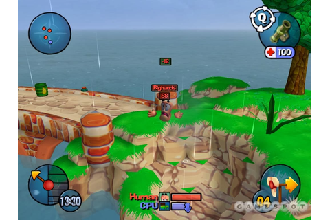 Free Download Game Worms 3D Full Version For Pc