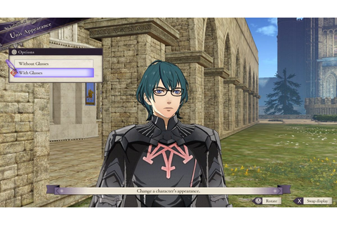 It looks like the next Fire Emblem: Three Houses DLC has ...