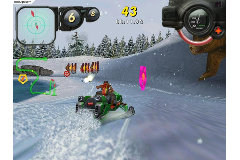 Arctic Thunder Screenshots, Pictures, Wallpapers - Xbox - IGN