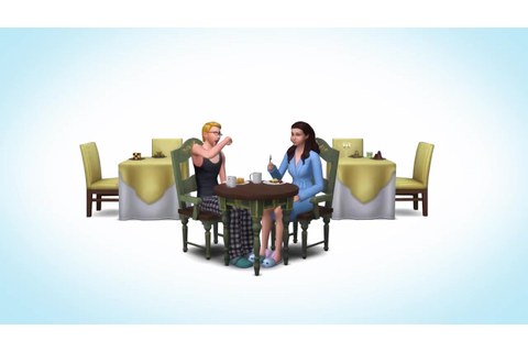 "The Sims 4: New ""Restaurant Style"" Game Pack Coming This ..."
