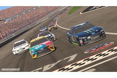 NASCAR Heat Evolution 2017 Team Update DLC Coming Soon ...