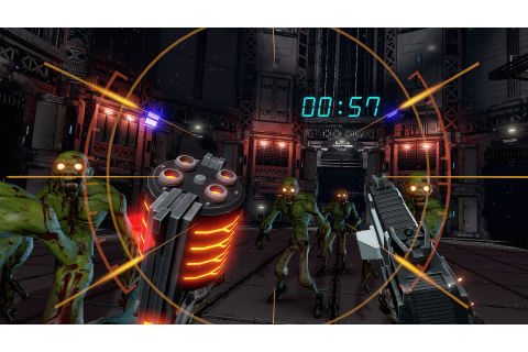 Jogos : Zombie Buster VR