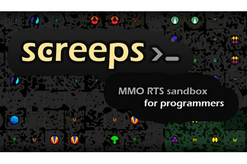Screeps Free Download PC Games | ZonaSoft