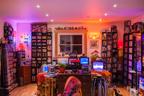 stopXwhispering's Game Room / Collection | Retro Video Gaming