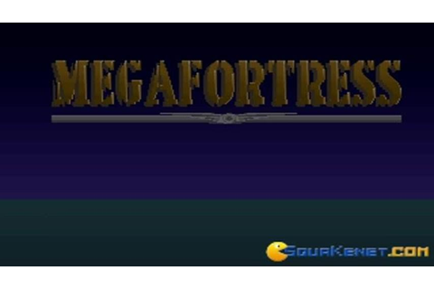 Megafortress gameplay (PC Game, 1991) - YouTube